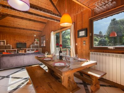 Photo for Chalet Anmarorojo, Les Houches (Chamonix), France