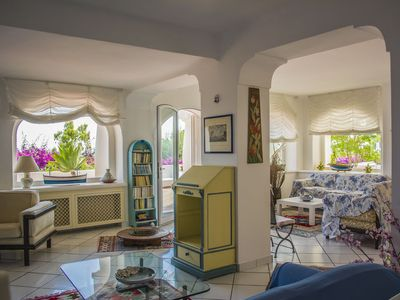 Photo for Vacation home La Romantica in Ischia - 6 persons, 3 bedrooms