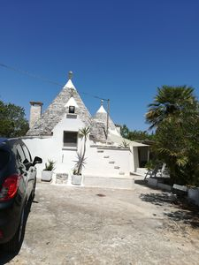 Photo for The trulli of Martina Franca.
