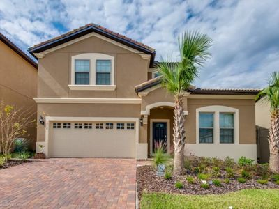 Photo for Luxury 8BR House with private screened pool in Windor at Westside. Close to Disney-1912 N