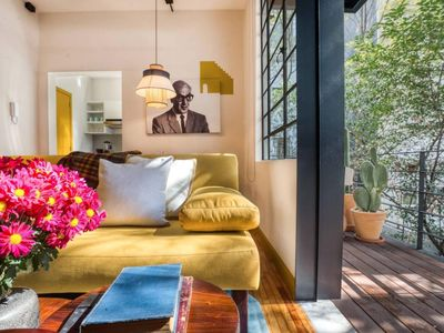Photo for Miravalle Barragan - Modern 2 Bedroom Apartment in Mexico City