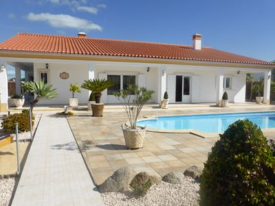 Photo for IMMACULATE VILLA WITH 4 BEDROOMS AND POOL