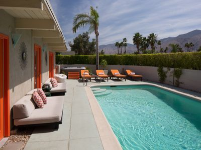 Photo for Spacious home w/ private pool, jacuzzi and a beautiful view