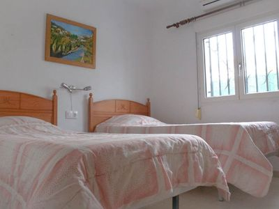 Photo for Detached house a few meters from the beach, barbecue and garage