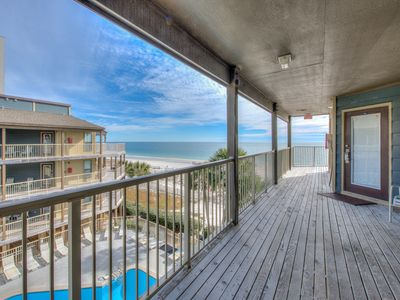 Photo for Beachy Condo with Awesome Beachview~Bender Vacation Rentals