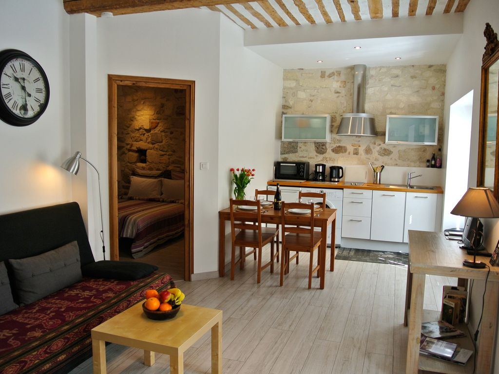 apartment inside. Avignon Apartment Rental Charming Inside The Old Walls Of  1 BR Vacation