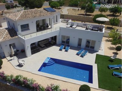 Photo for HMR Villas - Casa la Colina - Moraira