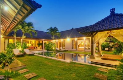 Photo for Tania, luxury 3 Bedroom Villa, Eat St,private electronic gated acccess, Seminyak