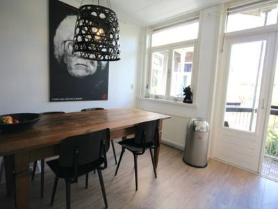 Photo for Trendy light Apartment AMS West