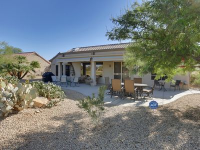 Photo for GOLF COURSE PROPERTY/ENCLOSED-FENCED BACK YARD/GOLF CART/FANTASTIC VIEW/SPECIAL