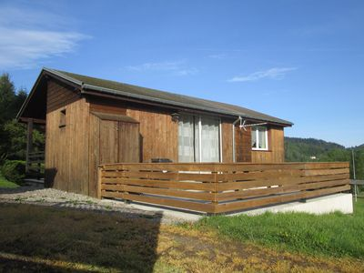 Photo for Chalet in the Vosges at the foot of the Ballon d'Alsace in St Maurice for 4 people