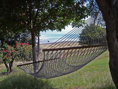 TAKE A MEMORABLE BREAK AT THIS WONDERFUL PLACE  (Note: hammock is summer only)