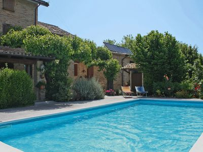 Photo for Spacious Villa in Pollenza Marche with Swimming Pool