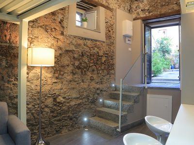 Photo for Il Vicolo - apartment on two levels