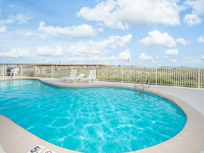 Pool - Spend leisurely days by one of the pools.