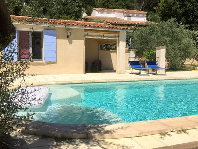 Photo for Vacation home Sweet Home in Luberon  in Villelaure, Luberon and surroundings - 6 persons, 3 bedrooms