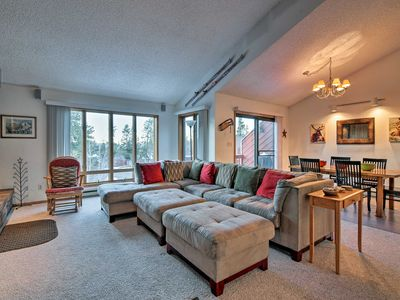 Photo for NEW-Winter Park Condo w/Fireplace on Shuttle Route