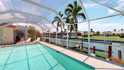 Photo for Desirable Southern Exposure at Waterfront Home, Close to Beach!
