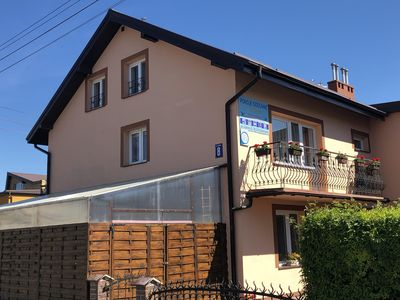 Photo for Guest House minutes away from the Baltic Sea