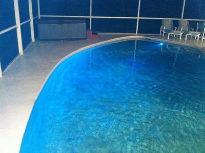 Photo for Disney Area - 3/2, Private Pool, Hot Tub, Games