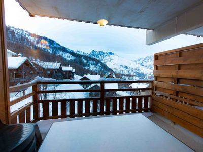 Photo for Nice ski in ski out - lift - balcony - free shuttle