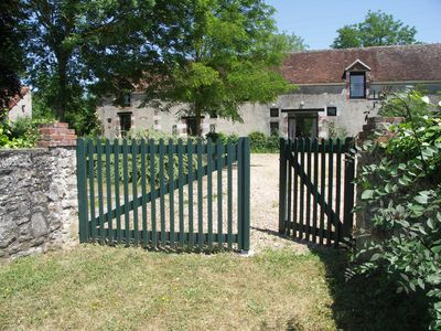 Photo for The Logis de la Tied, cottage in the heart of the Loire Castles