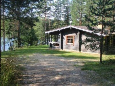 Photo for Vacation home Lohi, cjoe237 a in Heinävesi - 7 persons, 2 bedrooms