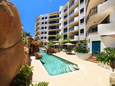 Photo for Renovated 2 Bedroom Apartment 2Blocks from Beach - Caribbean Resort Mooloolaba
