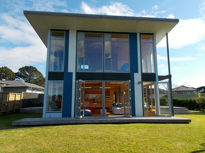 Photo for Estuary View - Whangamata Holiday Home