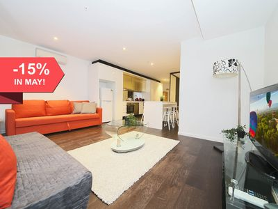 Photo for A Very Spacious CBD Suite Next to Southern Cross