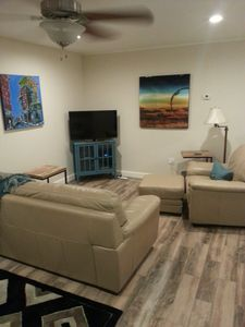 Photo for Condo for monthly rental on Barton Hills Dr, 5-10 minute walk to Zilker