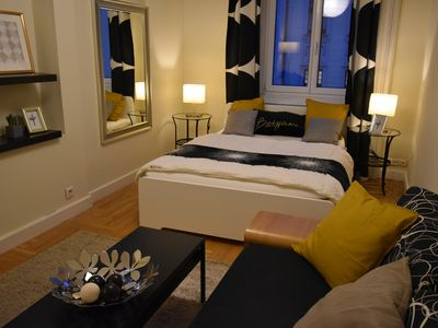 Photo for Pretty central 1 bedroom flat