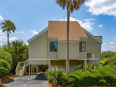 Spectacular Kitchen! Walk to Pool, Beach! Marsh View! Amenity Cards!
