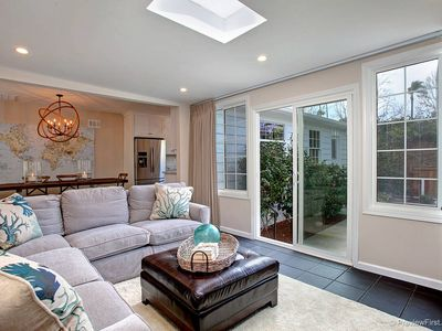 Photo for Beautiful Bird Rock Beach Home With Sparkling Pool And Designer Details!