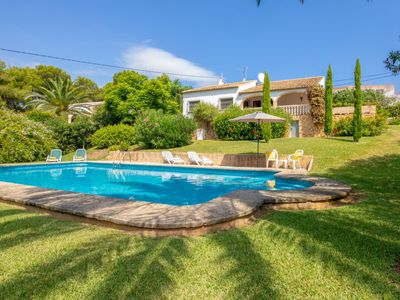 Photo for Vacation home Begonia in Jávea/Xàbia - 8 persons, 4 bedrooms