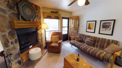 Photo for Valley Condo #107 - 2 bed/1.75 bath - Sleeps 6, located by Pioneer Creek, Wifi, 2 community hot tub