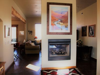 Photo for Luxury & Comfort in this Custom Home in the Redrocks