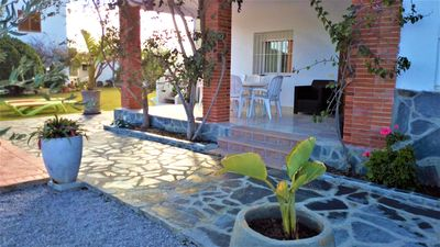 Photo for Apart. ground floor - family in Alcossebre
