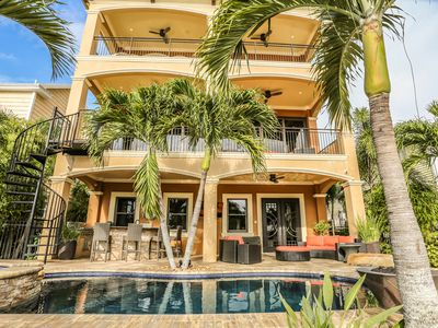 Photo for 425 Palermo Circle is like no other that you'll experience on Fort Myers Beach