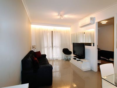 Photo for Beautiful apartment in the Jardins