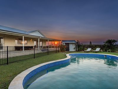 Photo for Your Luxury Escape - Byron Sunset Breeze - Byron Bay Hinterland