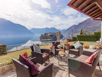 Photo for 4BR Villa Vacation Rental in como