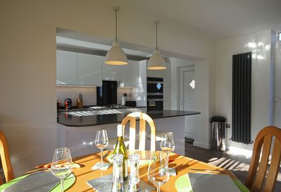 The Grey Goose Kitchen/Dining