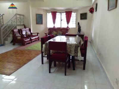 Photo for 4 bedrooms and 3 bathrooms holiday penthouse near Tanah Rata town.