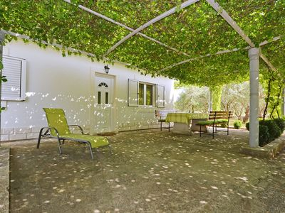 Photo for BUNGALOW LUKAS 3, for 2+2 persons, quiet area in a green environment