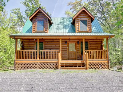 Photo for RECENTLY REMODELED, BEAR CUB HIDEAWAY CAN BE YOUR HOME IN THE SMOKIES!