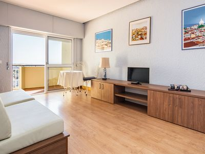 Photo for 2bed studio in Cascais with sea view