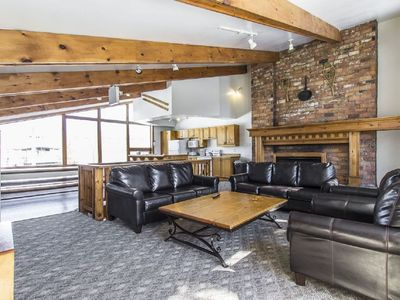 Photo for Walking Distance to The Blue Mountain Village! Oversized Open Concept Chalet 920241