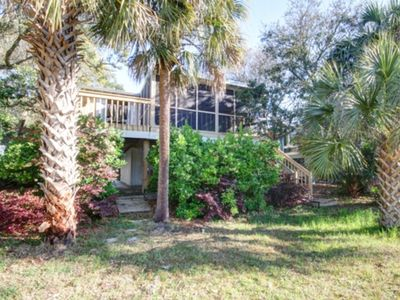 Photo for Cute Beach Home in Wild Dunes close to the beach! Come Relax on the large Screened Porch!