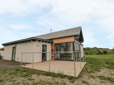 Photo for LODGE NO 7, pet friendly, with open fire in Bamburgh, Ref 1012252